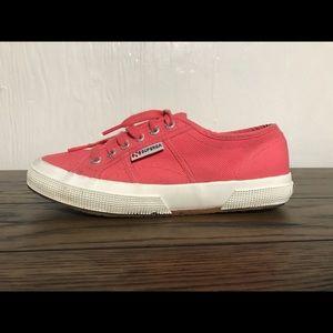 Superga platform sneaker 39